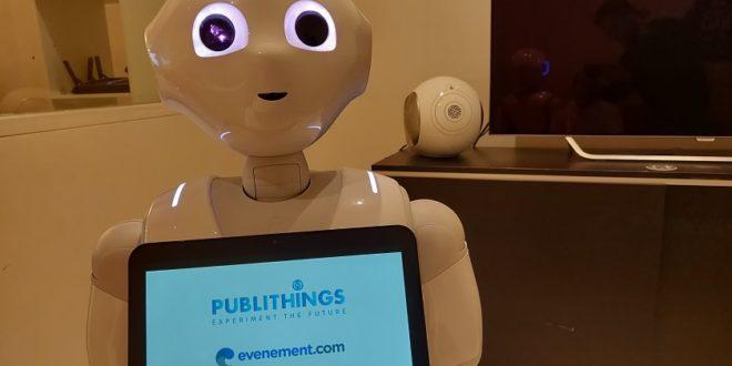 evenement robot annonce