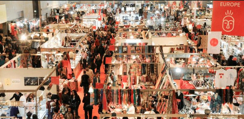 la foire de paris est l'événement qui rassemble le plus de corps de métiers en france