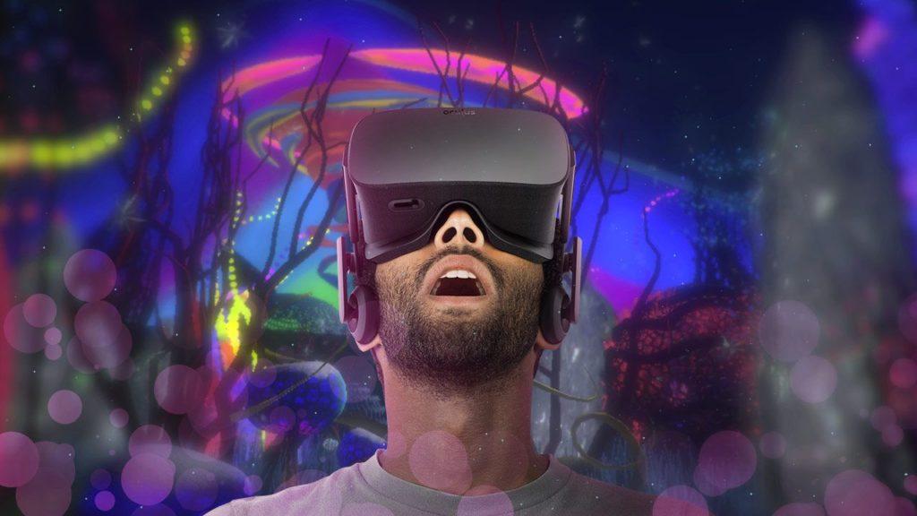 événement virtuel vr