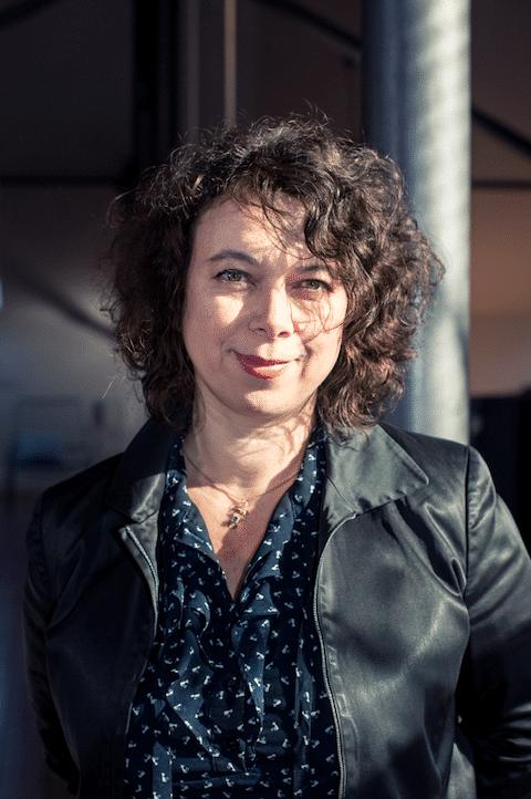 Brigitte Fauvet, fondatrice de My Artist Is Rich