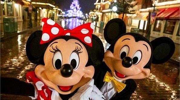 Disneyland Paris évènementiel