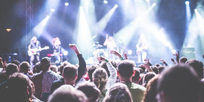 Organiser un festival de musique matériel
