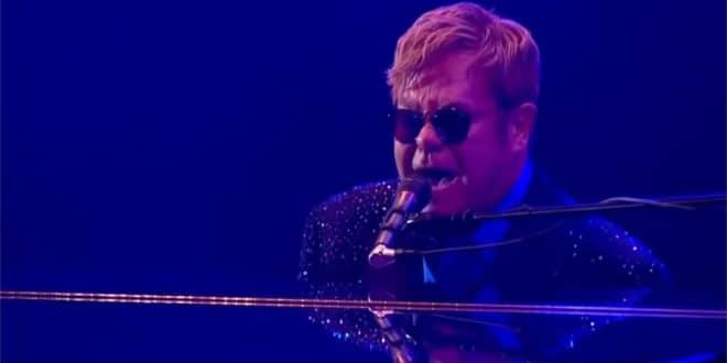 Concert Elton John Peex