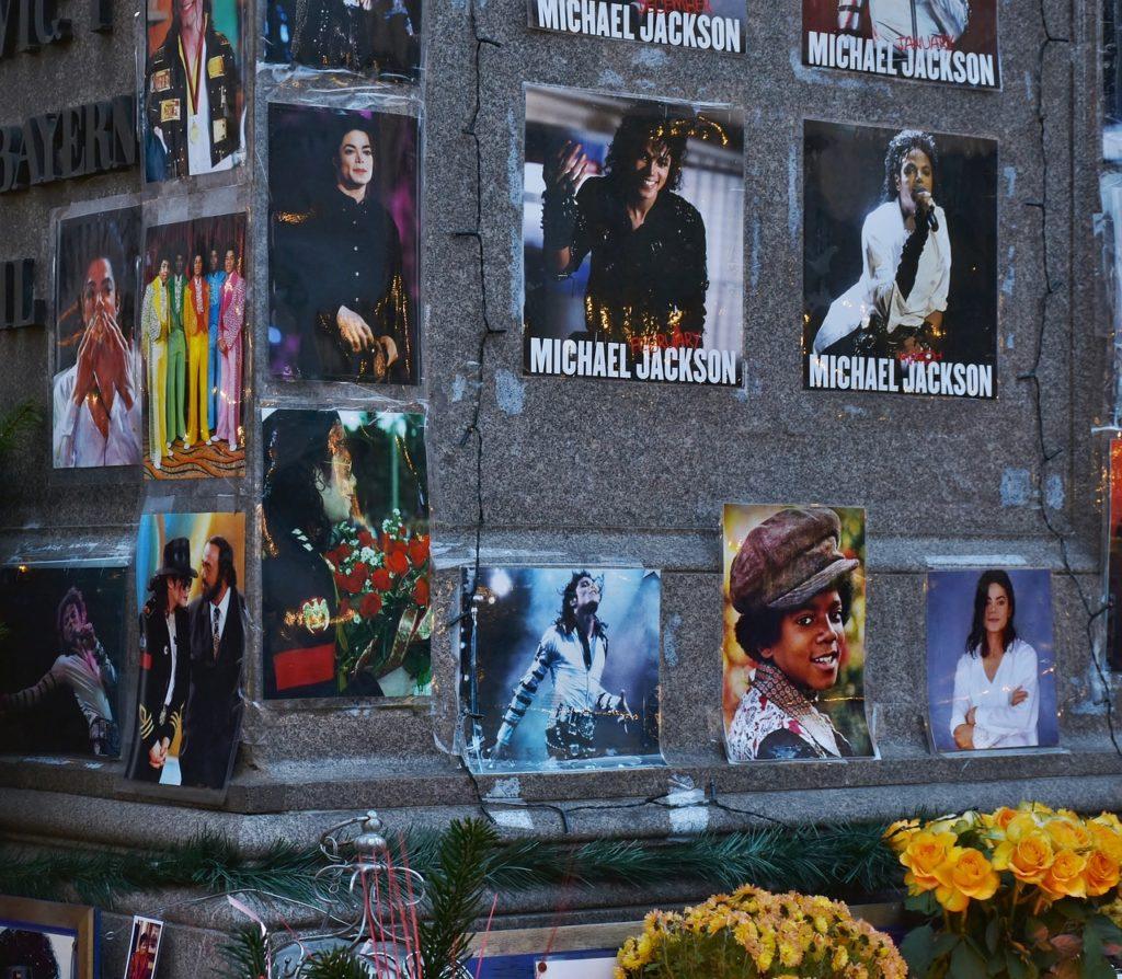 Michael Jackson musées