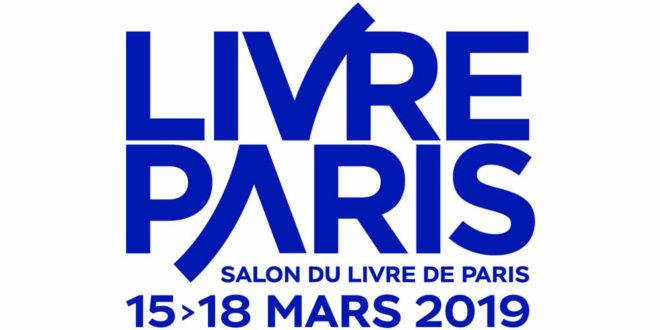 Salon du livre Paris 2019