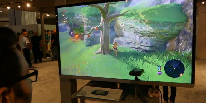 Salons jeux-vidéo gaming organisation