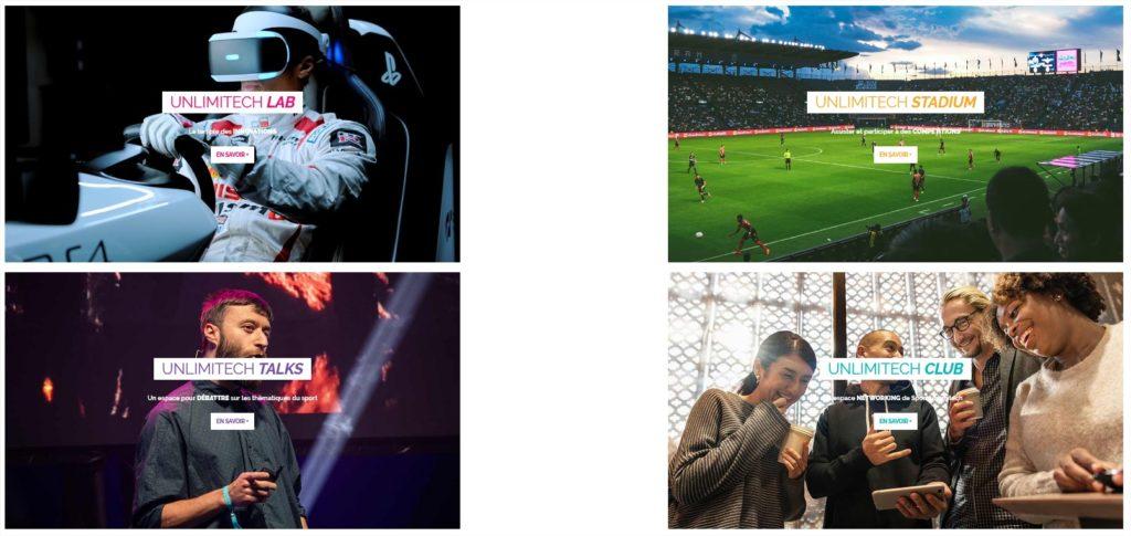 Sport Unlimitech Frédéric Michalak