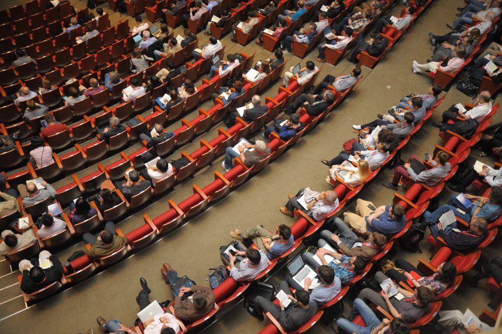 Suivi biométrique conférences TEDx