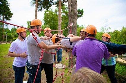 team building cohésion, team building, Team Building avantages