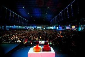 Comexposium Paris Games Week