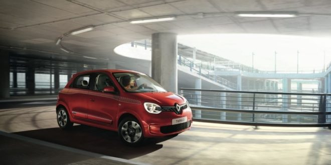 Never Toot Much nouvelle Twingo Renault