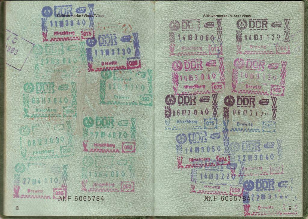 Visa pour un évènement international