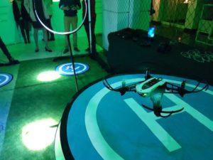 drone animation digitale