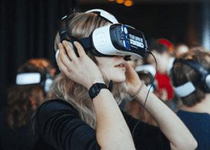 réalité virtuelle animation digitale