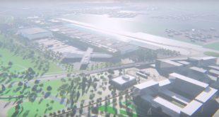 Toulouse futur centre des congrès MEETT