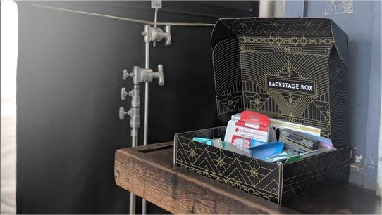 Backstage Box trousse