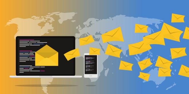 Envoyer emailing