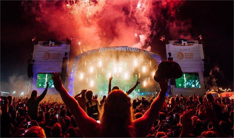Sécurité : le festival Boardmasters annulé à cause des