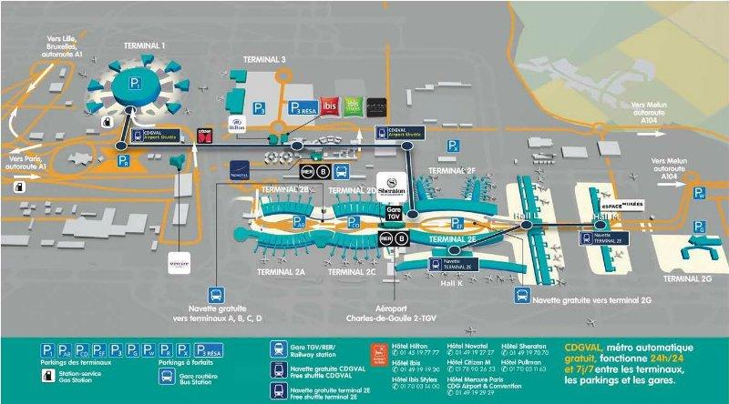 Aéroports de Paris évènements