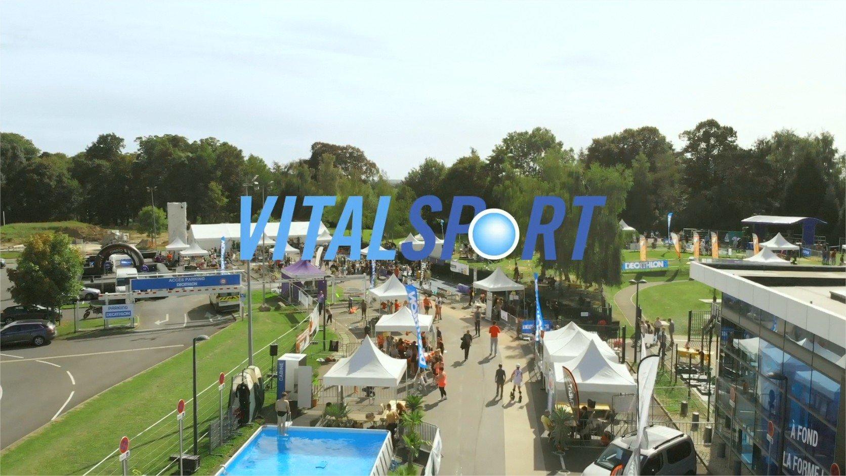 Decathlon Son Evenement Vitalsport Promu Par Rosbeef