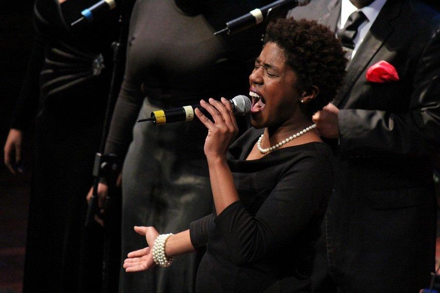 chanteuse gospel