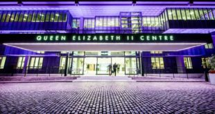 Queen Elizabeth II Centre de Londres