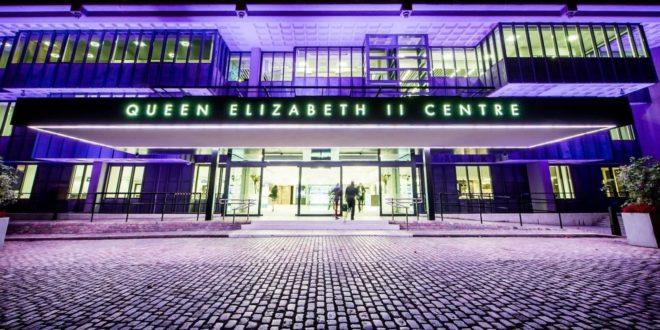 Queen Elizabeth II Centre de Londres