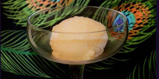 Sorbet cocktailisé Caïs