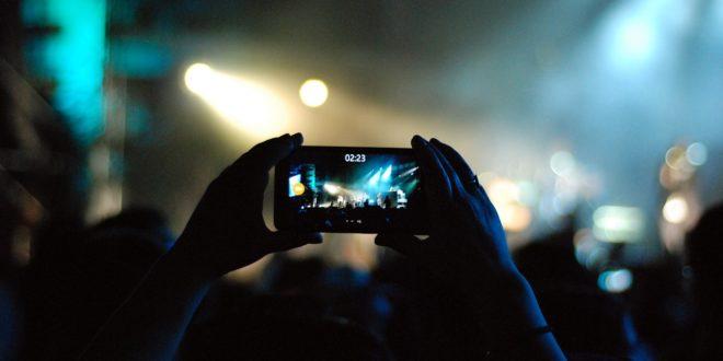 smartphone conférence