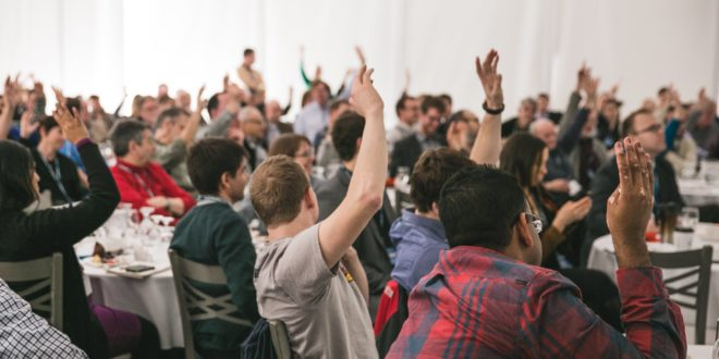 comment organiser un séminaire d'entreprise