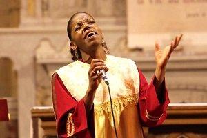 animation gospel lors d'un événement