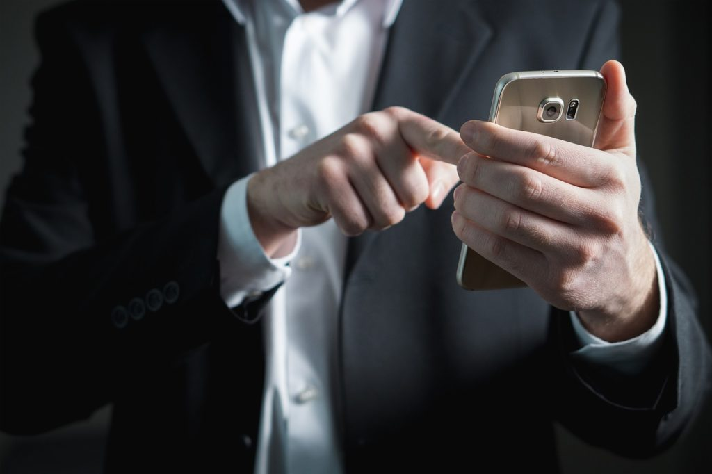 Stratégie smartphone conférence
