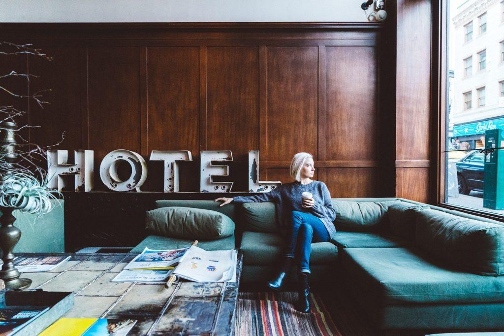 Frais hôtel réunions