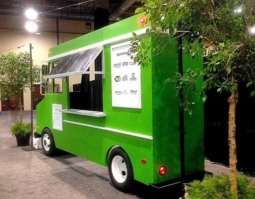 Faux Food Truck
