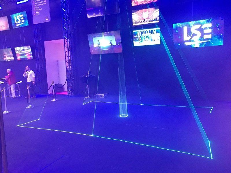 lse laser interactif