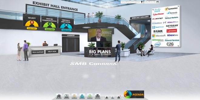 salon virtuel en ligne
