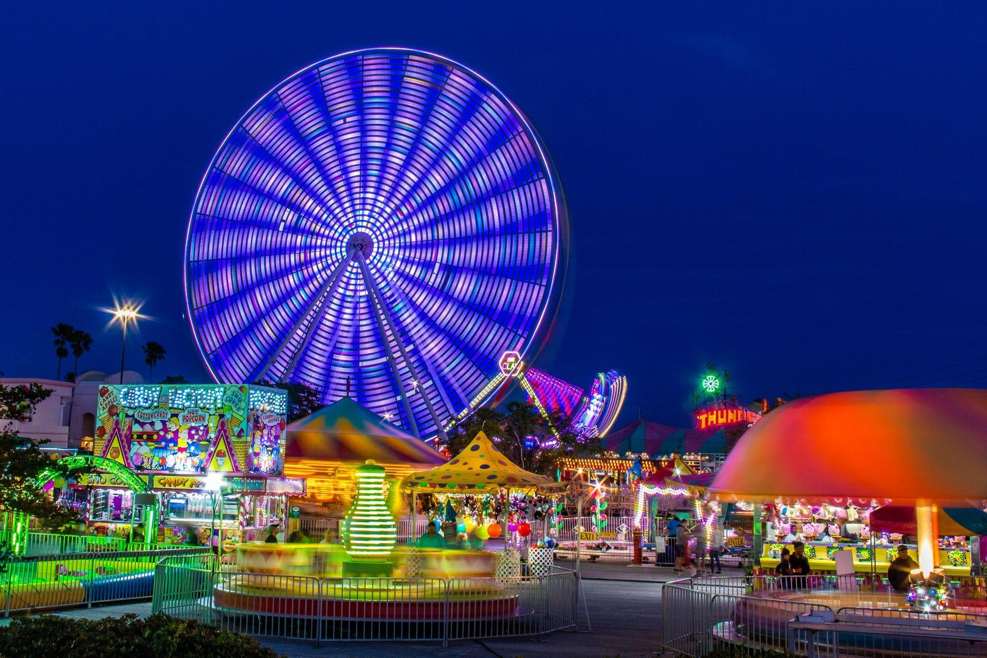 parc attraction