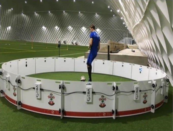 football cercle connecté