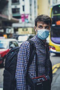 protection coronavirus Hong Kong événementiel