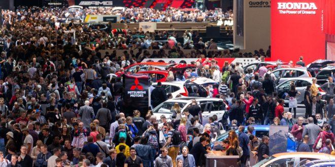 salon de l'automobile de Genève annulé à cause du Coronavirus