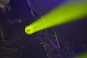 éclairage événementiel projecteur