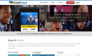 startups événementiel eventkloud