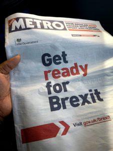 solutions à envisager face au Brexit