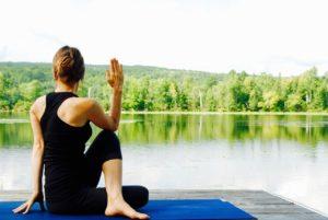 événement digital detox yoga