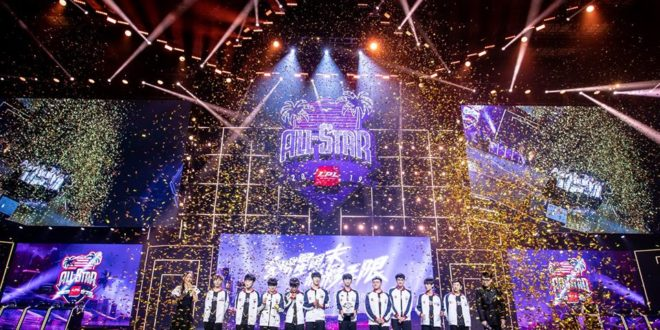 LPL All-Star 2019 monté par Auditoire en Chine avant le Coronavirus