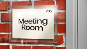salle de réunion dans les sites événementiels qui donnent des conseils pour la survie du secteur