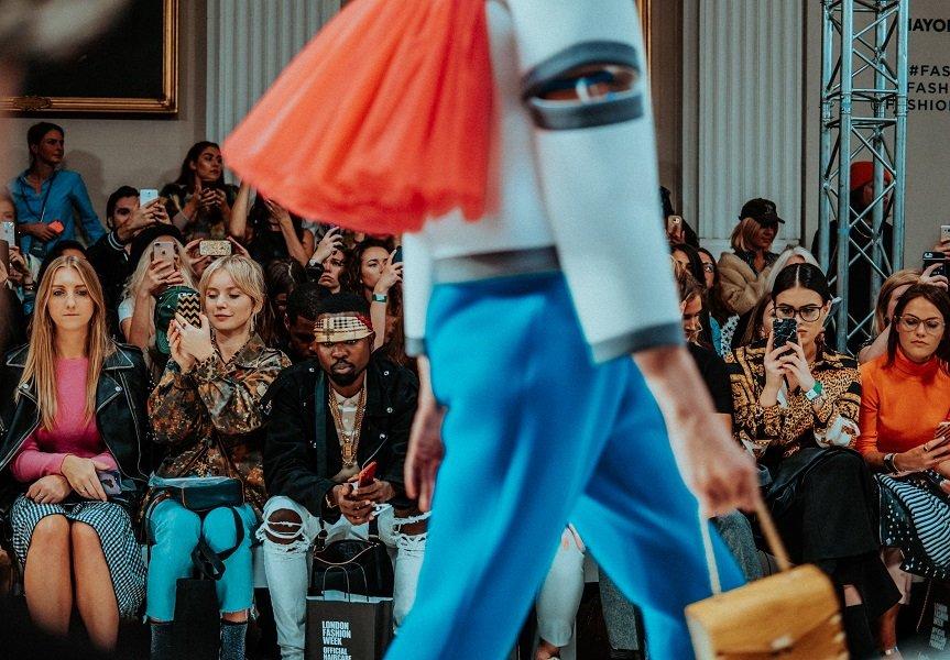 défilé de mode