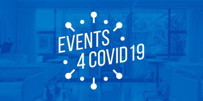 Events 4 Covid 19 pour les nécessiteux