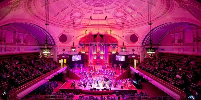 le Central Hall Westminster participe au Virtually Live London