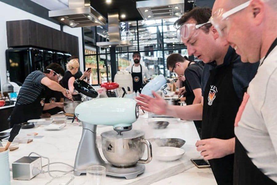 team building cuisine en entreprise